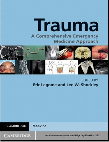 Trauma: A Comprehensive Emergency Medicine Approach